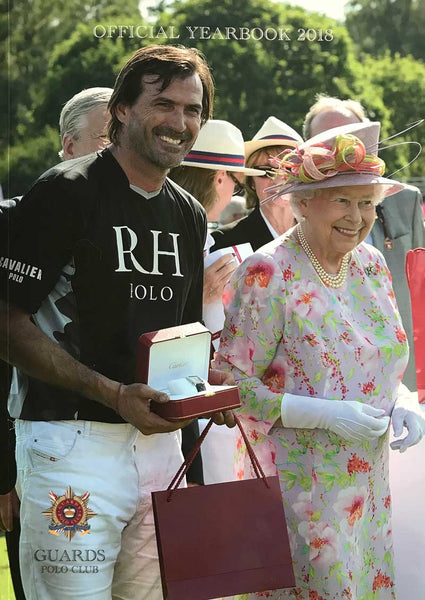 Queens Guards Polo Club Official Year Book 2018 featuring Sonya Rothwell x Gallery Beautiful