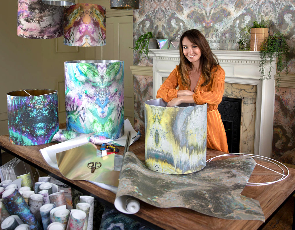 Meet the Maker artist Sonya Rothwell Alchemist-in-Chief of Gallery Beautiful
