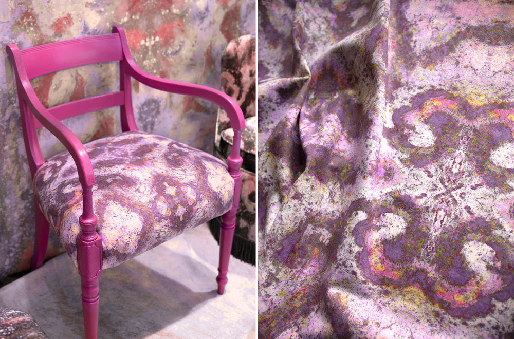 Sonya Rothwell Pearlescent Velvet for Gallery Beautiful