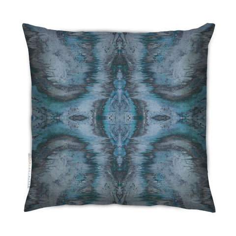 SONYA ROTHEWELL DIVINE MATRIX CUSHION : RIVER