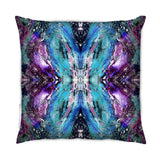 Cushion - SONYA ROTHEWELL HEAVENLY JEWEL CUSHION : VIOLET NOIR