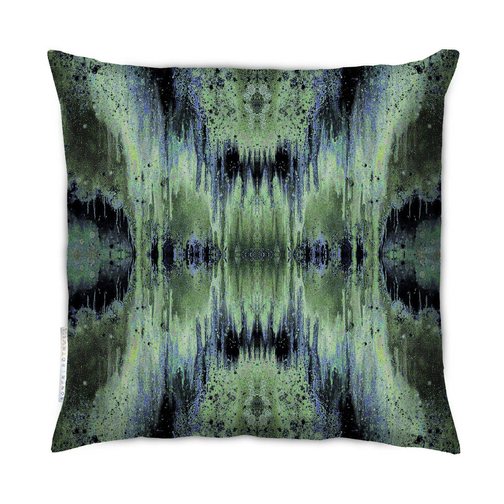 Cushion - SONYA ROTHEWELL INFIINIITY CUSHION : BLUE SAGE