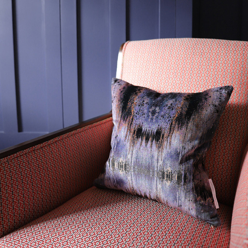 Cushion - SONYA ROTHEWELL INFIINIITY CUSHION : DARK OPAL