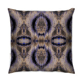 Cushion - SONYA ROTHEWELL INFINITY CUSHION : PURPLE NOIR