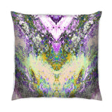 Cushion - SONYA ROTHEWELL INTERSECTION CUSHION : VIOLET