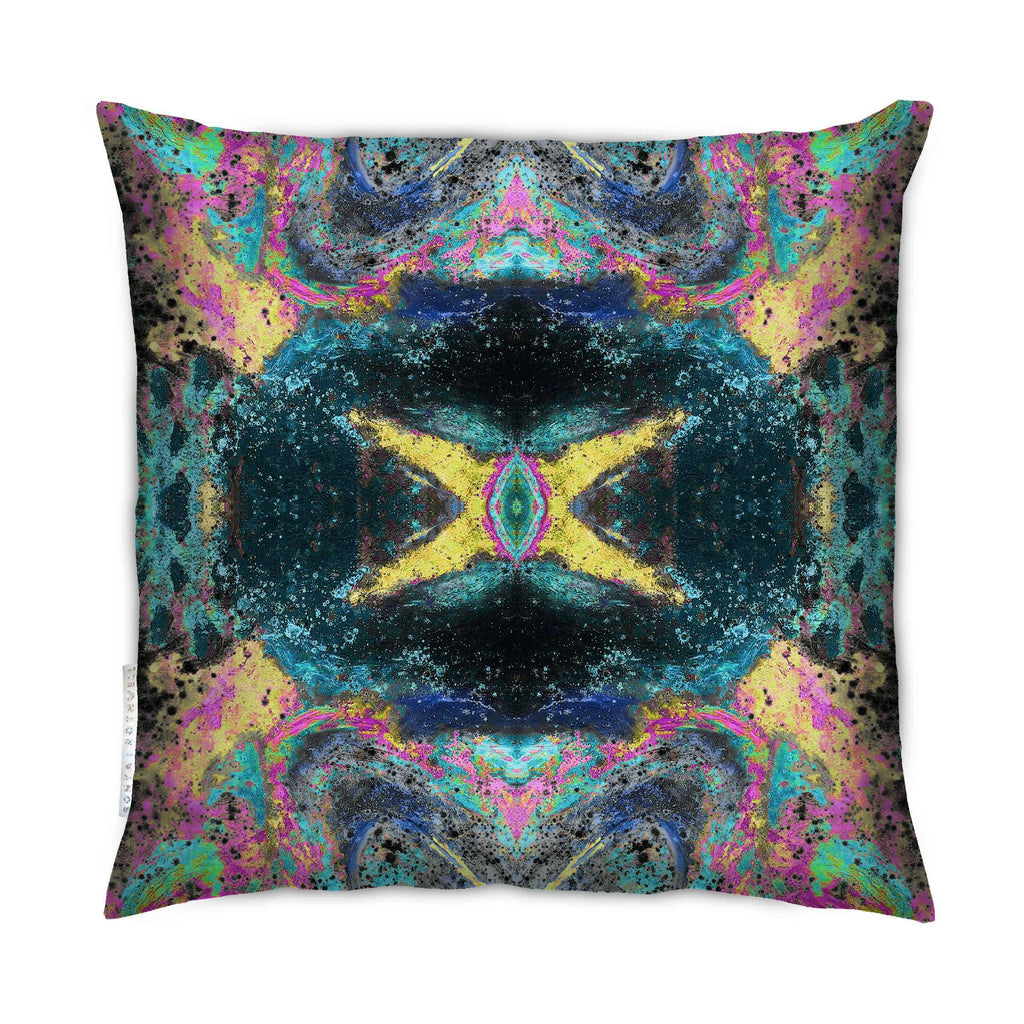 Cushion - SONYA ROTHEWELL PORTAL CUSHION : MAGIC NOIR