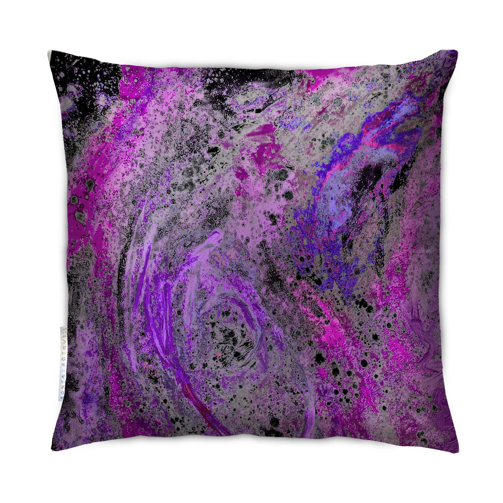 Cushion - SONYA ROTHEWELL RAPTURE CUSHION : PURPLE