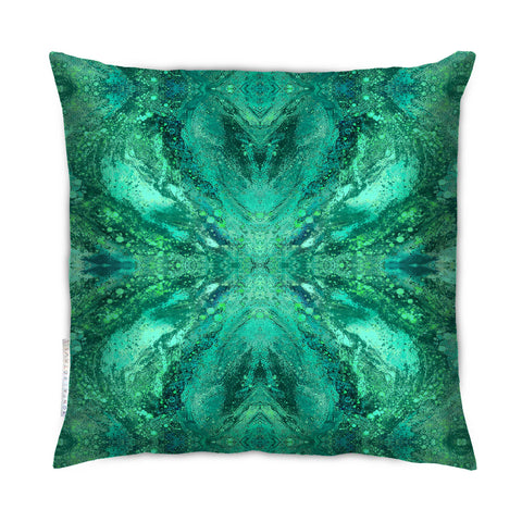 SONYA ROTHWELL AMULET CUSHION : FOREST