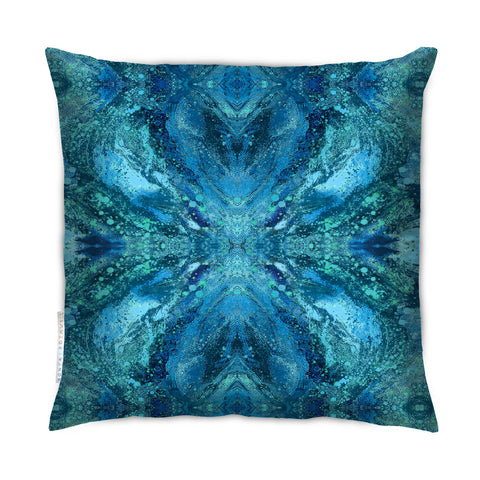 SONYA ROTHWELL AMULET CUSHION : LAKE