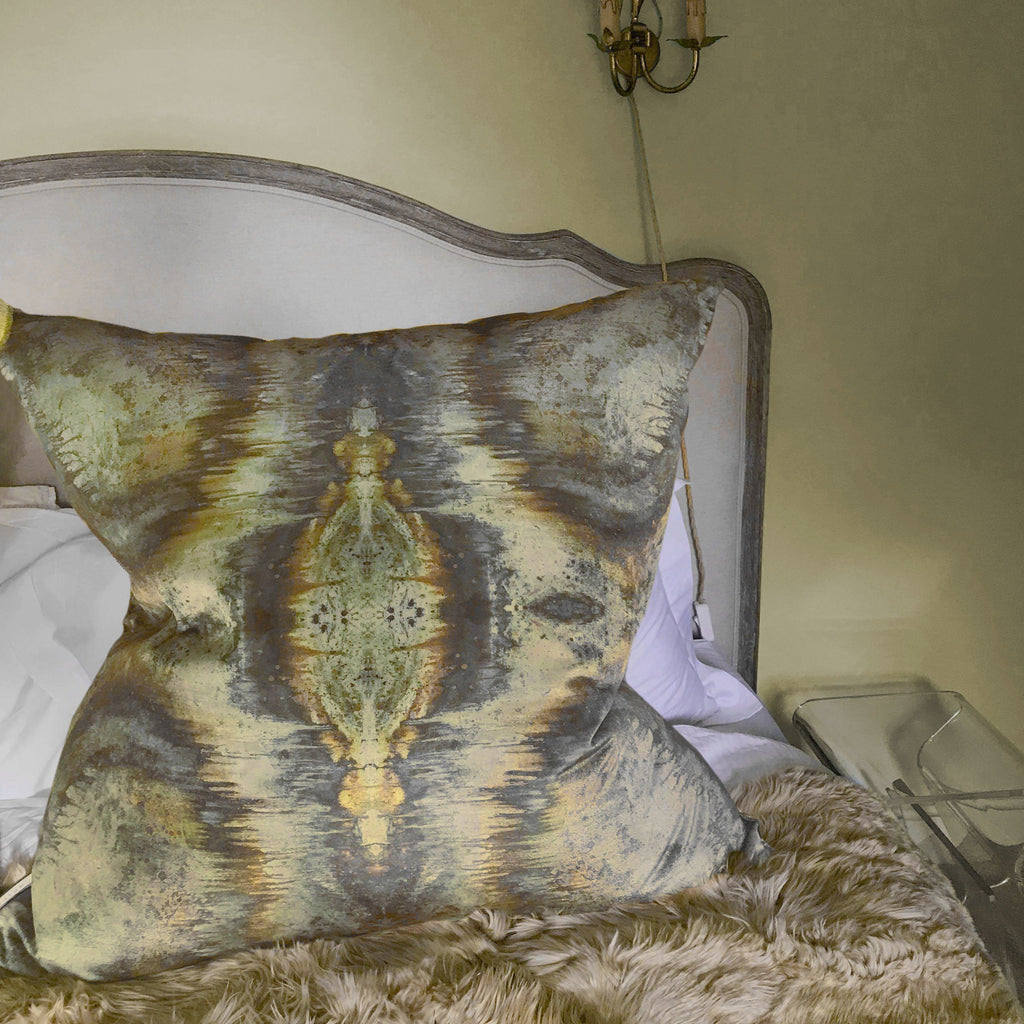 Cushion - SONYA ROTHWELL DIVINE MATRIX CUSHION : DESERT