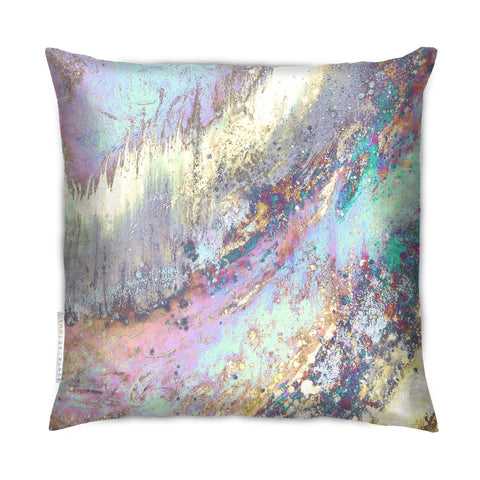 SONYA ROTHWELL LIFE FORCE CUSHION : PEARL