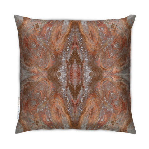 SONYA ROTHWELL NIRVANA CUSHION : CHAI LATTE