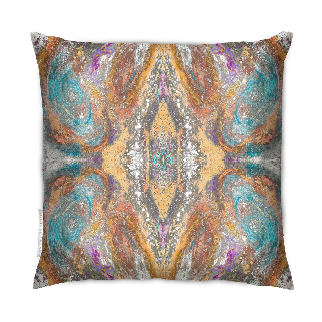 Cushion - SONYA ROTHWELL NIRVANA CUSHION : CYAN-GERINE