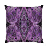 Cushion - SONYA ROTHWELL NIRVANA CUSHION : PLUM