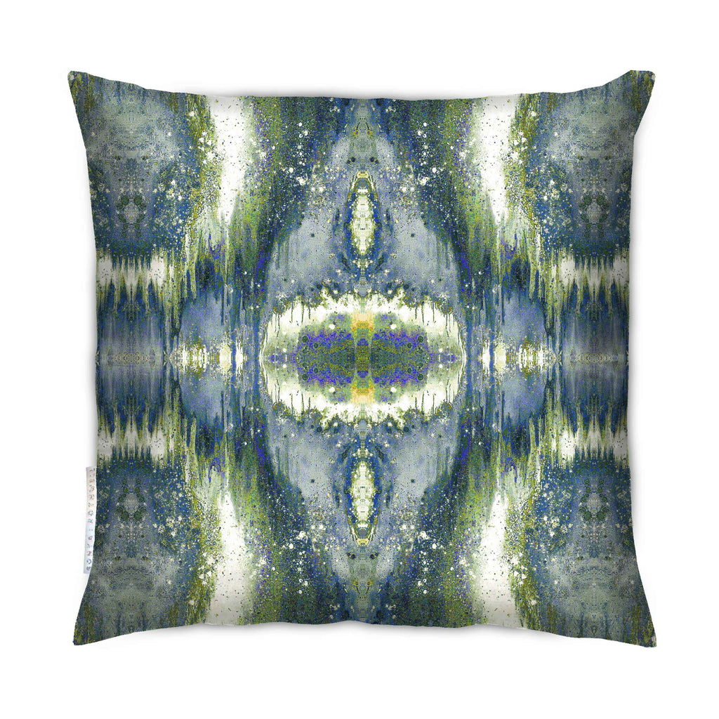 Cushion - SONYA ROTHWELL OCTAHEDRON CUSHION : STEEL
