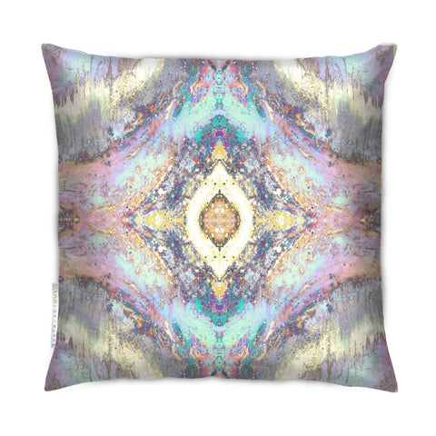 SONYA ROTHEWELL RAPTURE CUSHION : RUST NOIR