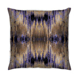 Cushion - SONYA ROTHWELL VORTEX CUSHION : PURPLE NOIR