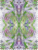 Fabric - SONYA ROTHWELL GREAT GANESH FABRIC : GREEN