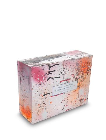 HAND PAINTED BOX : MEDIUM