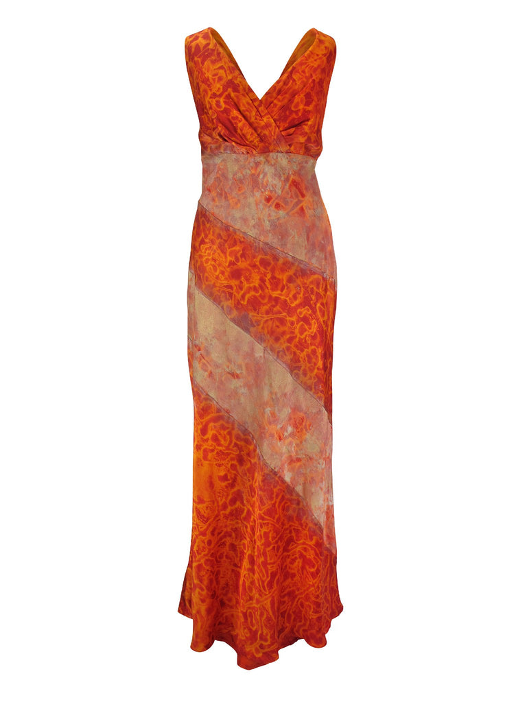 GOWNS : FROCKS - LAVA PLANET GOWN