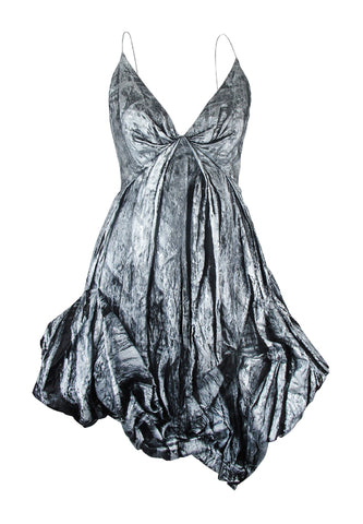 LIQUID MERCURY GOWN