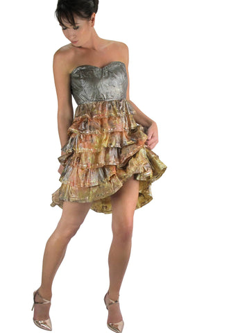SPACE DEBRIS SKIRT