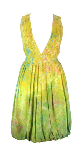 SPRING HAS SPRUNG GOWN