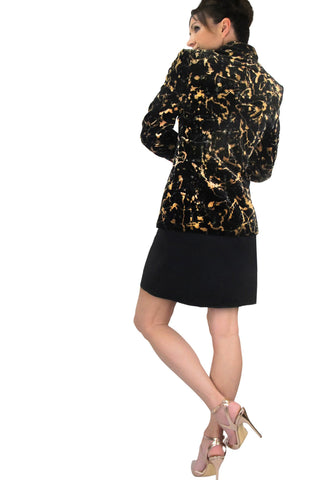 CONSTELLATIONS TUXEDO JACKET