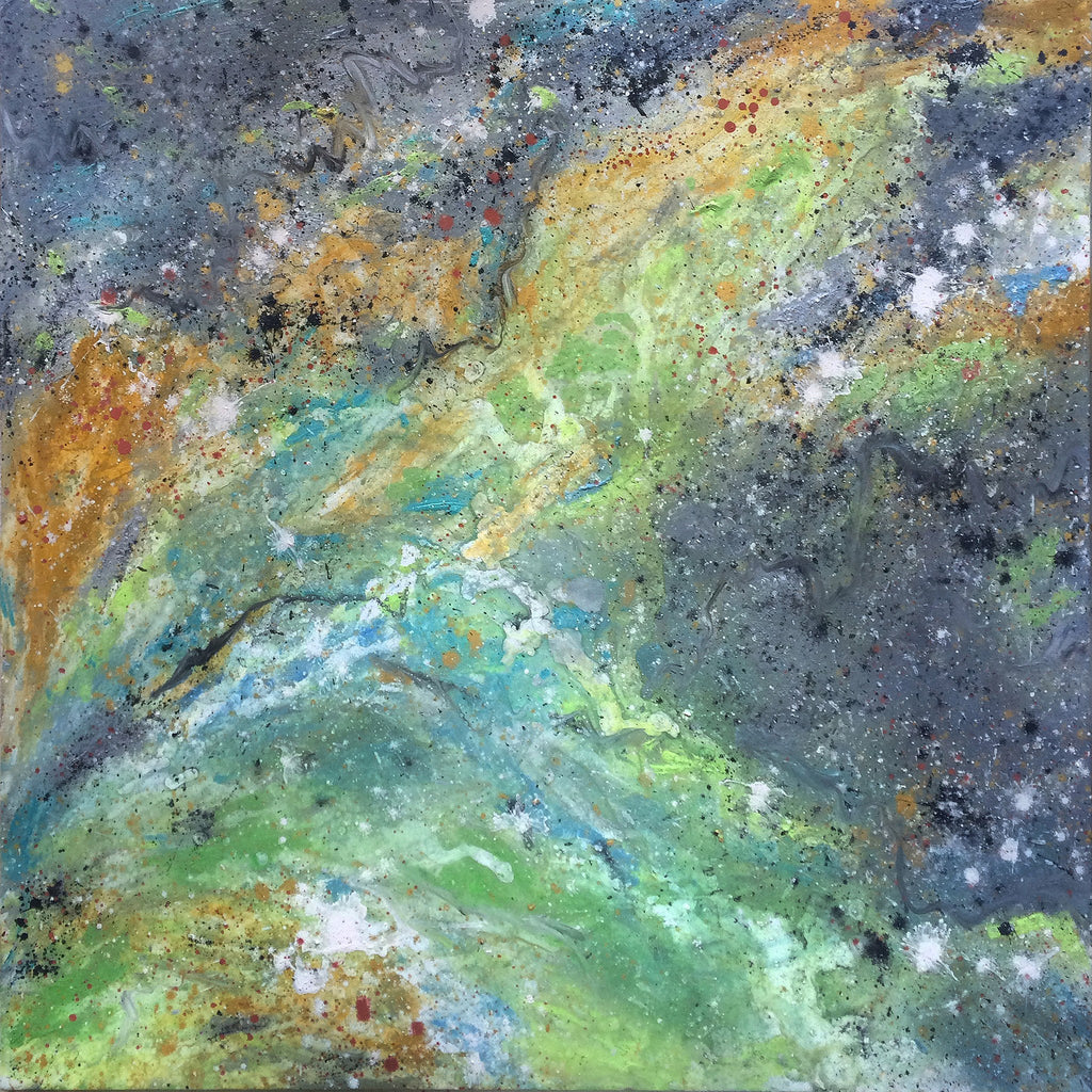 Painting - ATLAS COSMOSIS 14.1