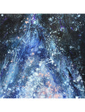 Painting - COSMOSIS 06.1 : OIL PAINTING