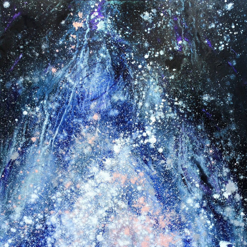 Painting - HEAVENLY JEWEL COSMOSIS 06.2