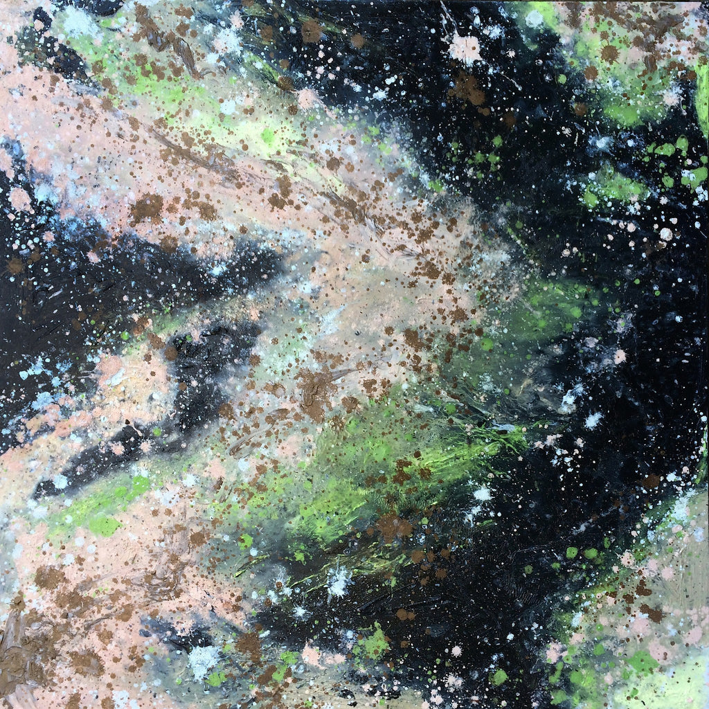 Painting - UNCONDITIONAL COSMOSIS 09.1