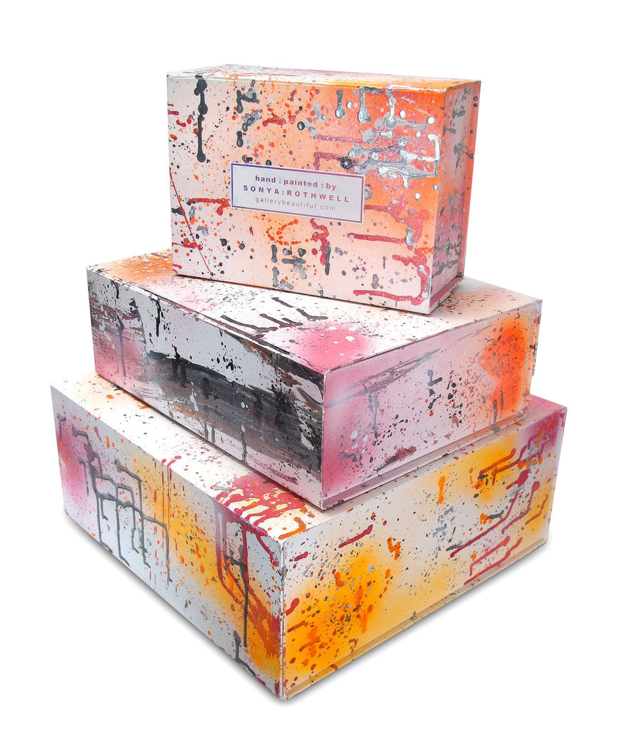 Papier D'art - BOX D'ART LARGE
