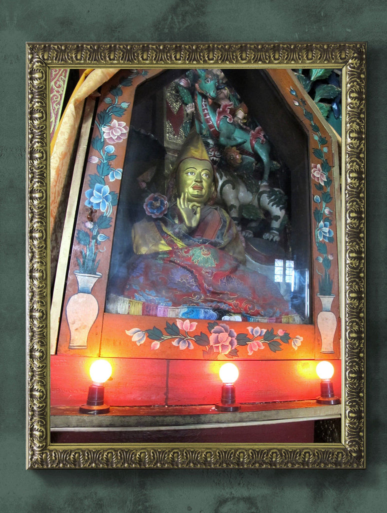 Print - PEMAYANGSTE BUDDHA : WALL ART
