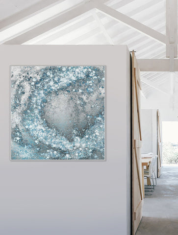 SONYA ROTHWELL ACRYLIC MOUNTED GLOWING FINE ART PRINTS : INVISIBLE ENERGY I