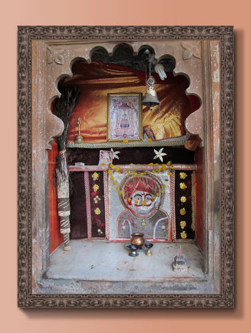 SHRINE DEVIGARH : WALL ART