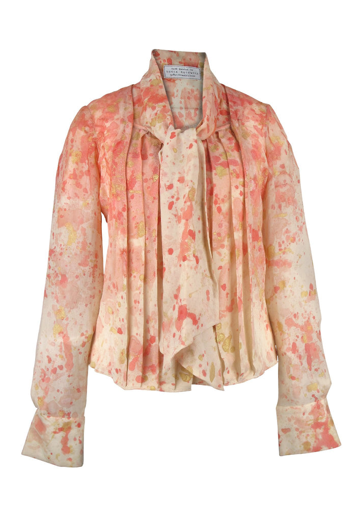 TOPS : SHIRTS : BLOUSES - IT STARTED WITH A KISS BLOUSE