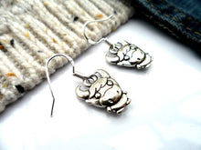 Highland cow Earrings