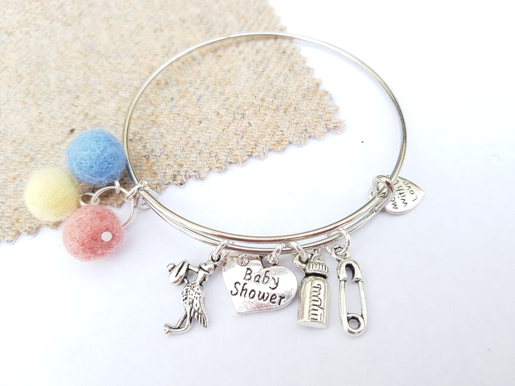 Baby Shower Bangle