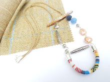 Indian summer long necklace