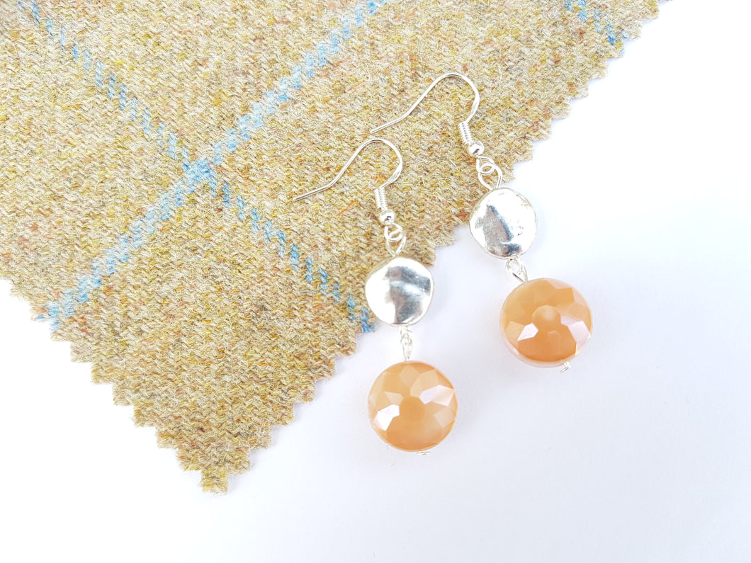 Indian Summer Blush Earrings