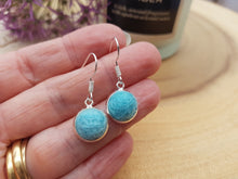 Dot Earrings - Turquoise