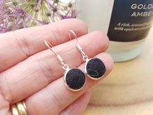 Dot Earrings - Black