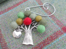 Tree Of Life - Brooch - Apple tree