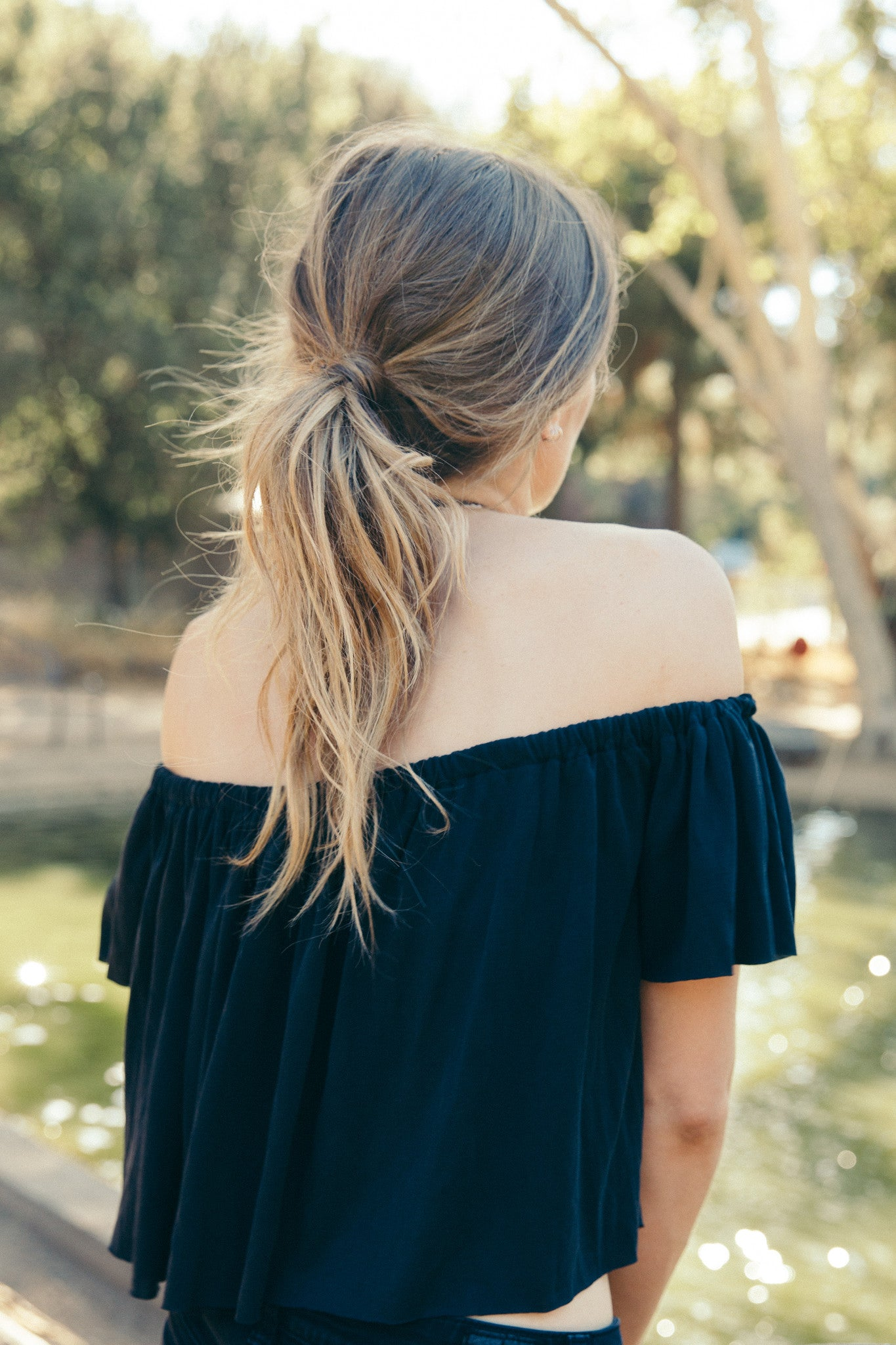 Flora Off Shoulder
