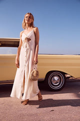 On the Run Maxi Dress