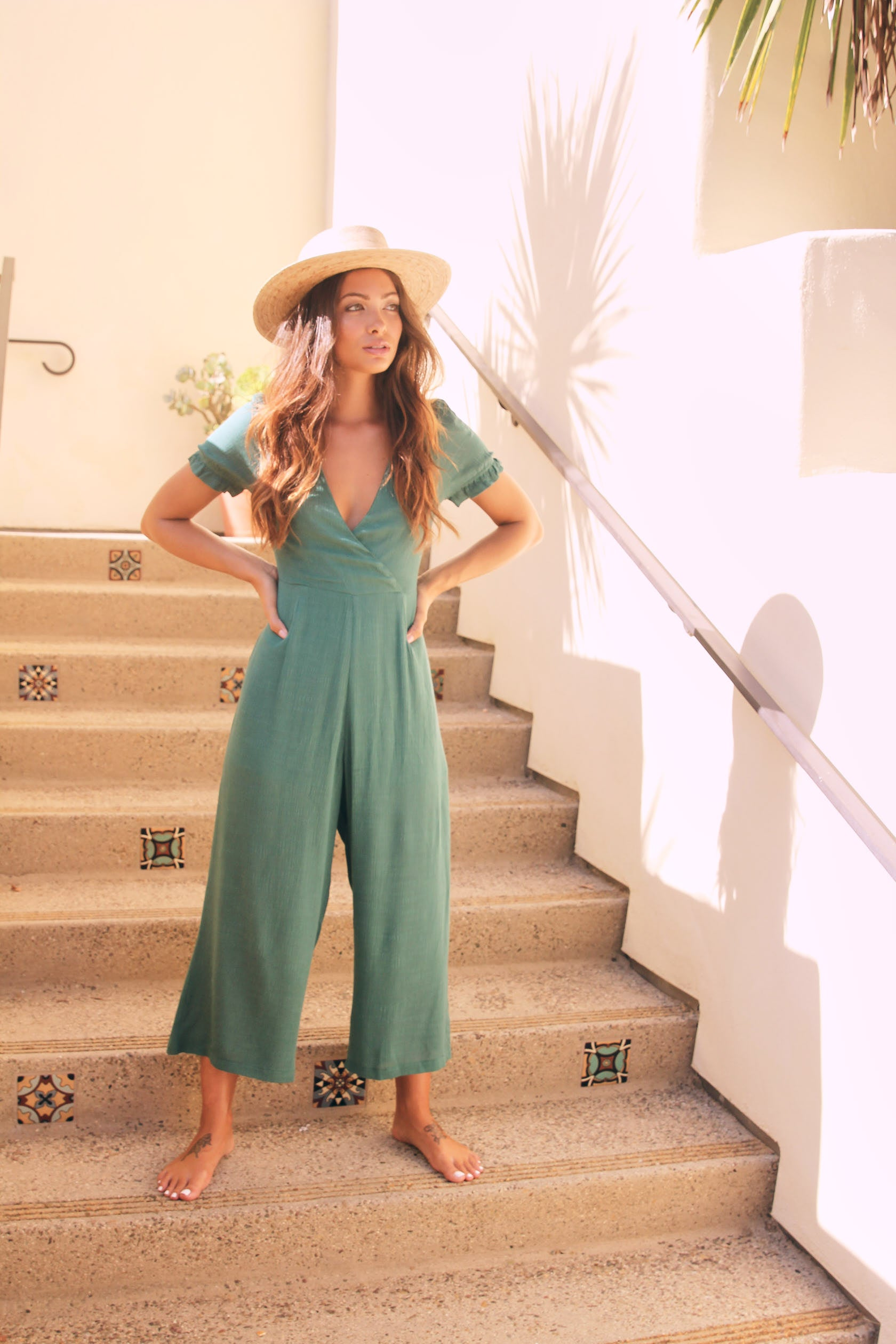Summer in Paradise Jumpsuit