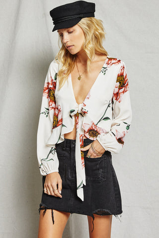 Just Like Heaven Blouse