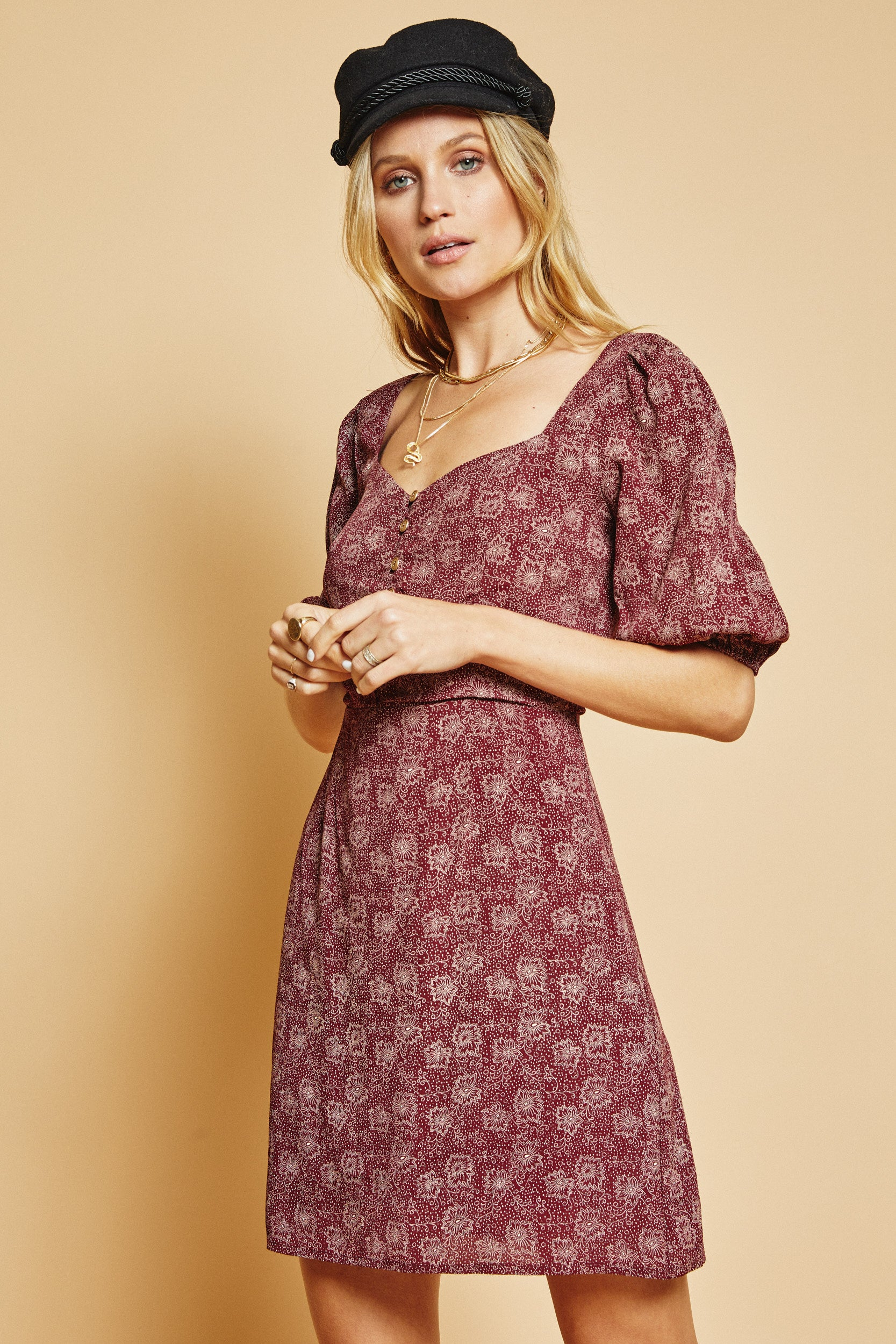 Escape To Paris Dress