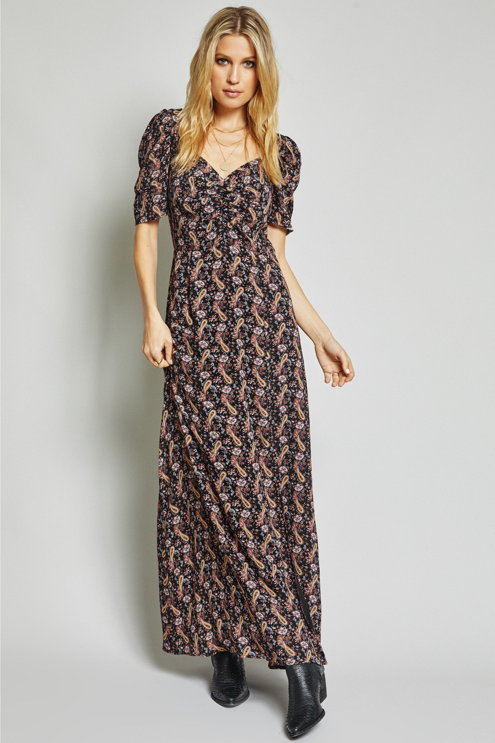 Break The Rules Maxi Dress